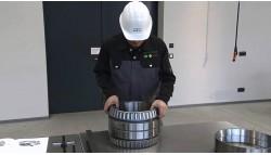 Kiểm tra chất lượng trước khi lắp đặt vòng bi
